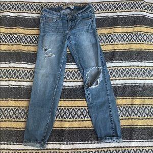 Hollister Women's Boyfriend Jeans.